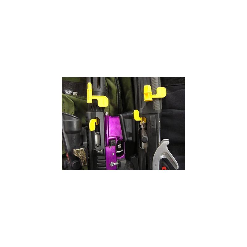 Rifle & Shotgun Safety Flag Set