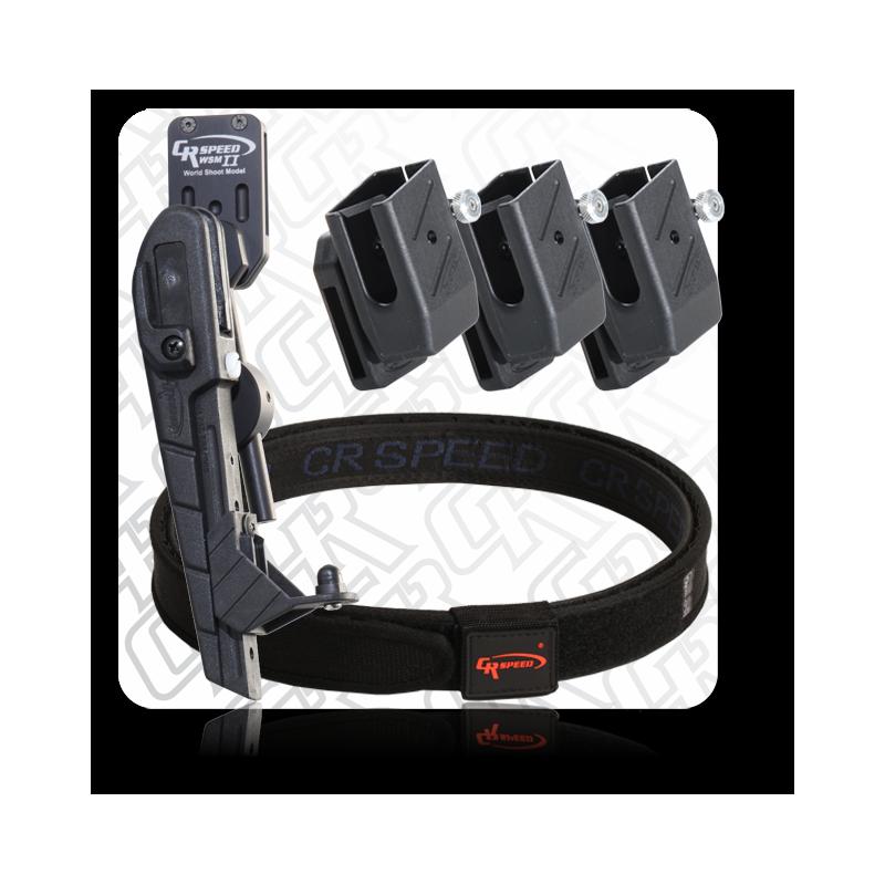 Complete Belt Pack WSMII