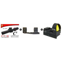 Pack Compétition Optique Rifle