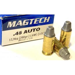 Ammunition Magtech...