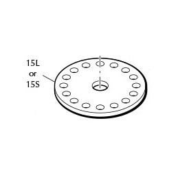 XL650 Rotary Primer Disc