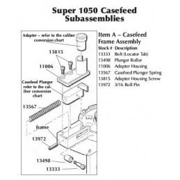 13567 - Case Insert Plunger...