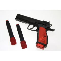 Tanfoglio Stock III Xtreme-Evo Red