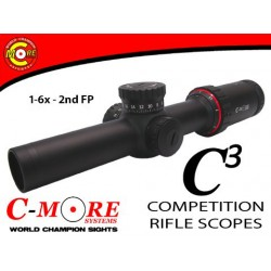 C3 Rifle Scope 1-6 2FP